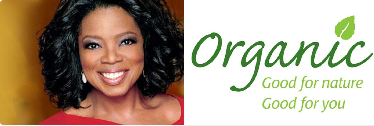 Organic Oprah Winfrey