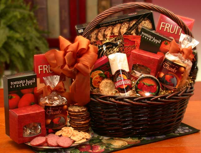 Top 8 Christmas Gift Baskets Ideas By Chockyfoodie