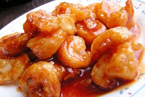 Fried Shrimp - Tasty Seafood Starters