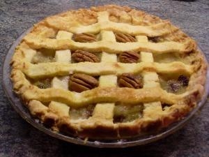 Low calorie Apple Pie