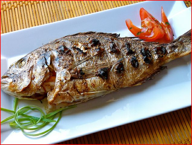 Inihaw na isda filipino grilled fish recipe video by for Filipino fish recipes