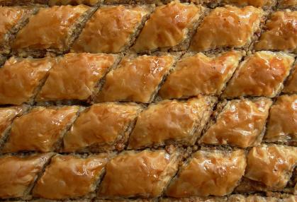 Baklava Recipe Turkish Baklava Recipe by Swatym