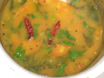 Rasam is a hot and tasty soup