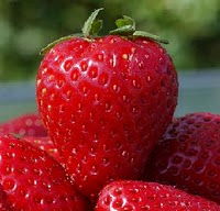 Remove strawberry stain