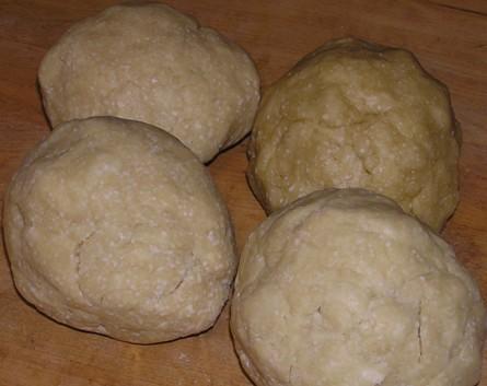 pasty-dough