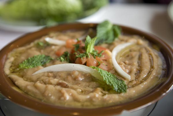 A popular breakfast dish, Ful Medames is also the national dish of Egypt