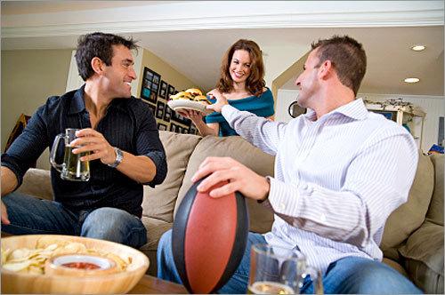 Super Bowl Party 2
