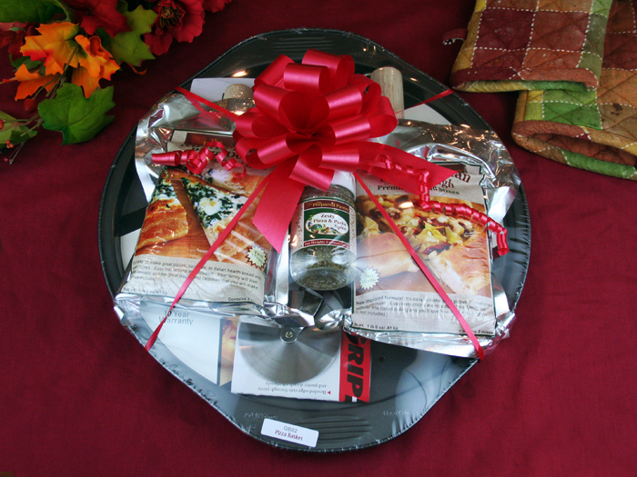 gifting pizza