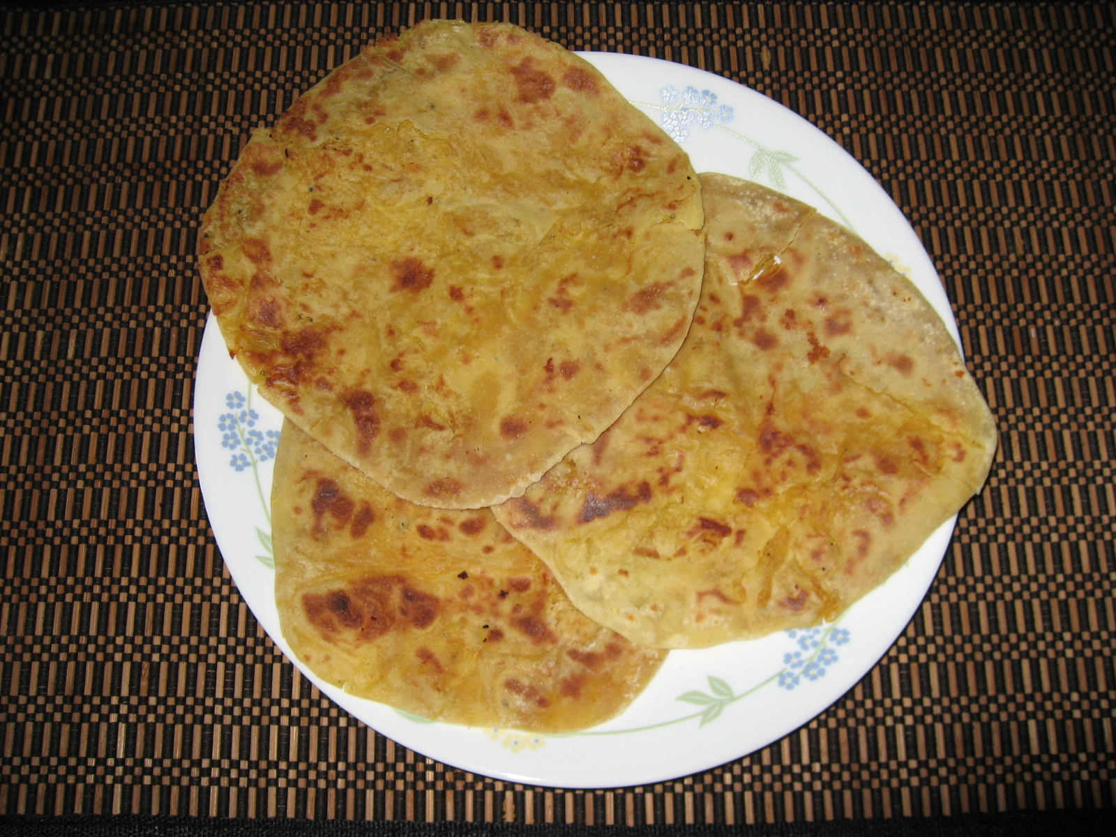 Puran Poli - A delicious Maharastrian dessert