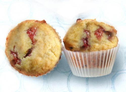 Vegan Jelly-Filled Muffins Recipes — Dishmaps