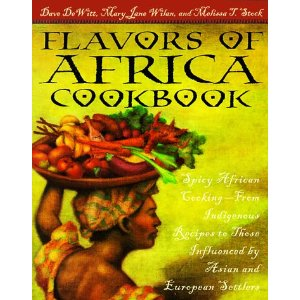 Flavors of Africa Cookbook: