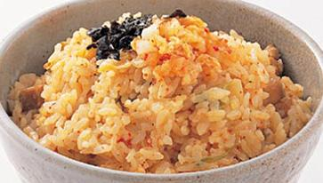 Kongnamulbap is one of the most popular rice and sprout meals of Korea