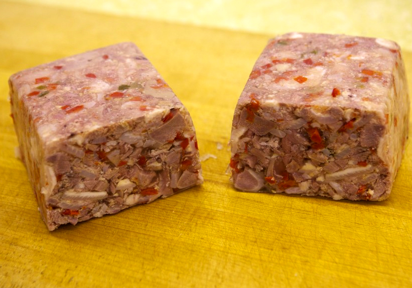 Pork pudding recipe