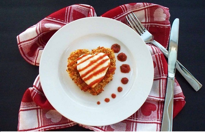 V Day meals 1