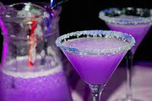 purple people eater cocktail