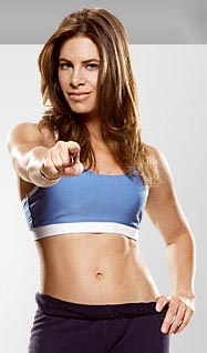 Jillian Michaels, celebrity trainer