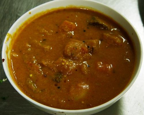 Kerala Sambar - A Yummy Coconut-Based Dish!