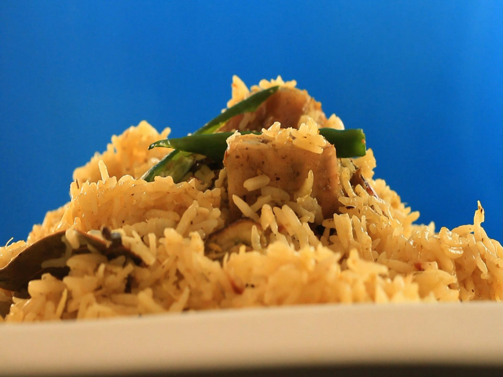 Fish fried rice recipe video by bikramjits kitchen for Fish fried rice
