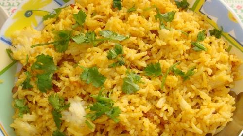 Seasoning for Rice
