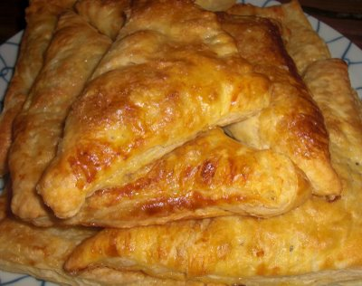 Apple turnovers for the day