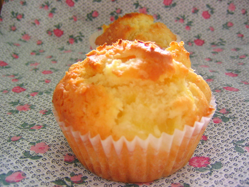 Pineapple Bran Cupcakes