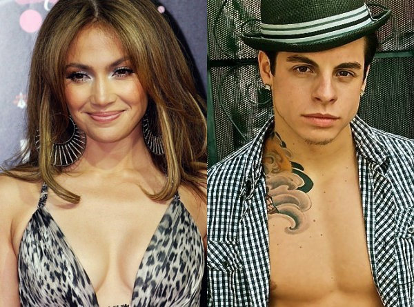 James Smart and Jennifer Lopez