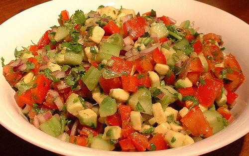 Thai'd Up Tomato Salad Recipe , Vegetables Recipes, Thai Recipes, Side Dish Recipes