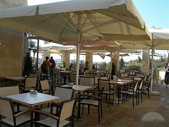 Restaurant in Jerusalem