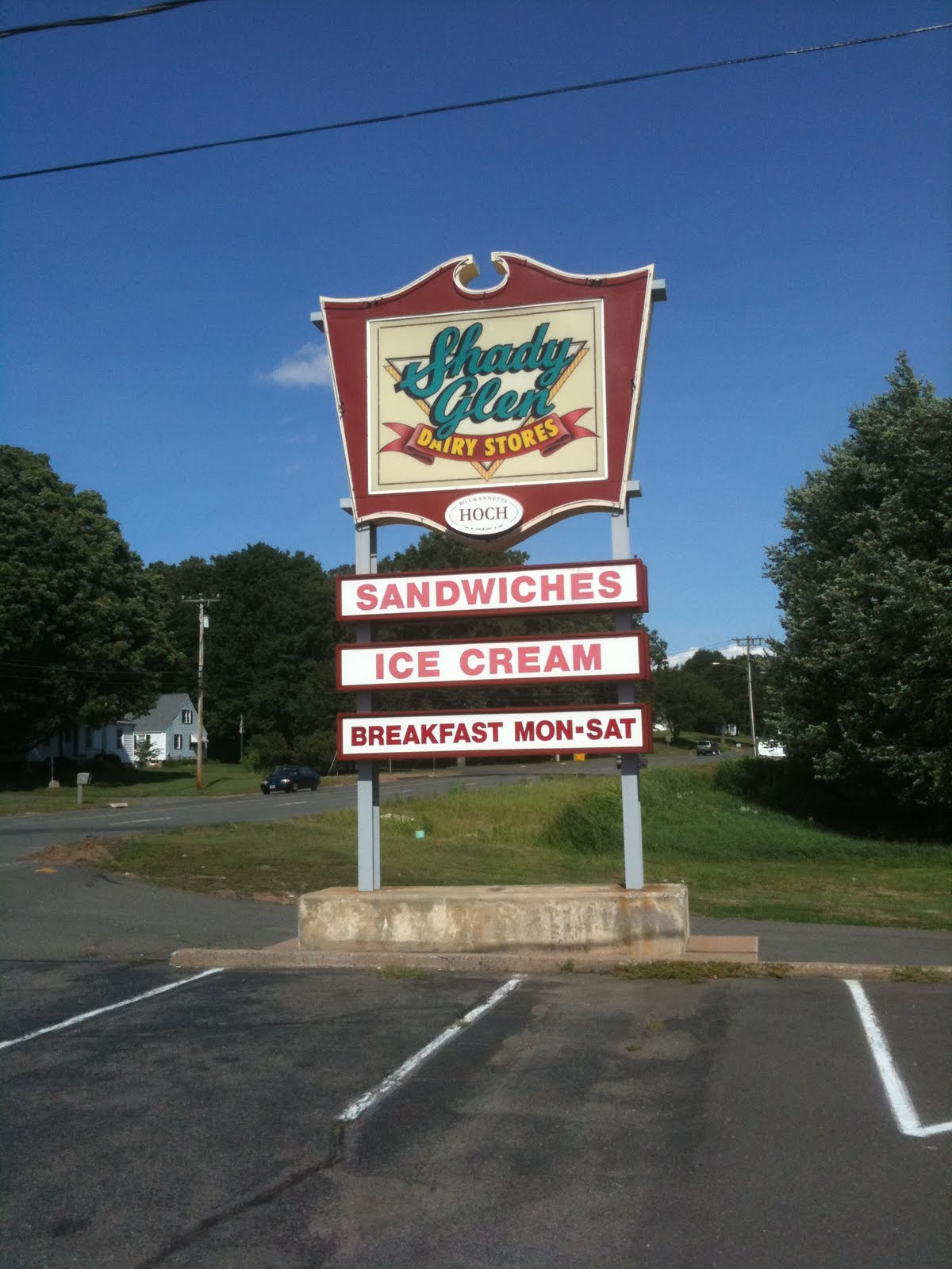 Shady Glen Restaurant Review