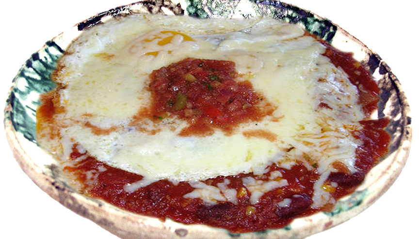 Asparagus Huevos Rancheros Recipes — Dishmaps