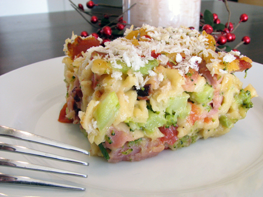 Leftiver Ham Casserole - An Interesting Answer For What To Do With Leftover Ham