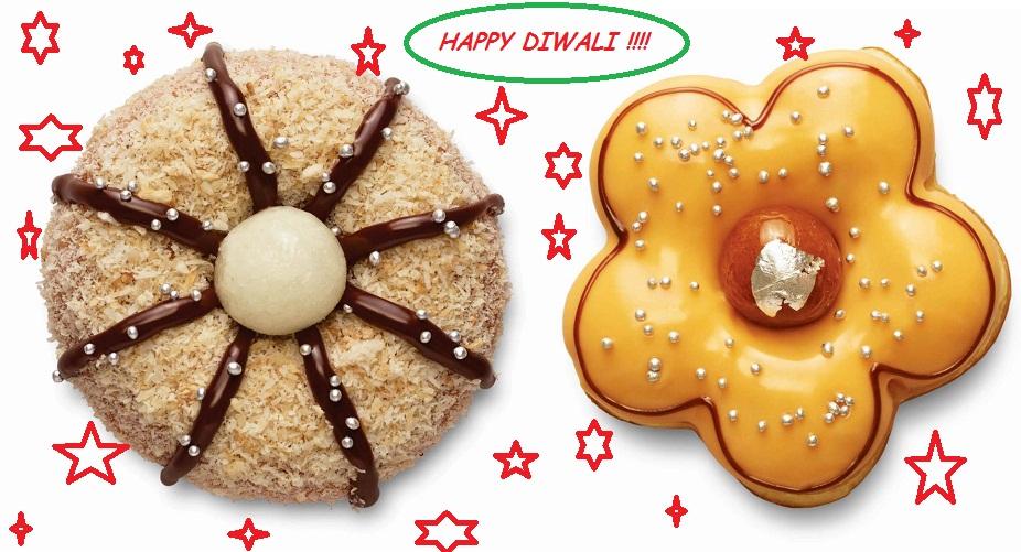 Dunkin Donuts Diwali