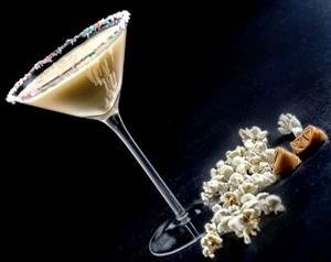 Popcorn Garnish