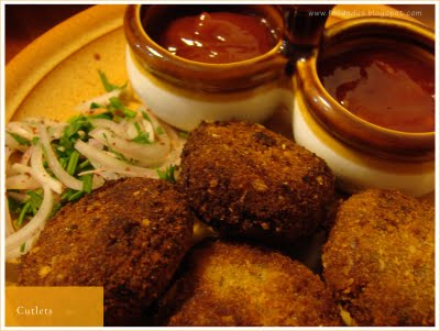 Meat Cutlets - Delicious Meat Starters