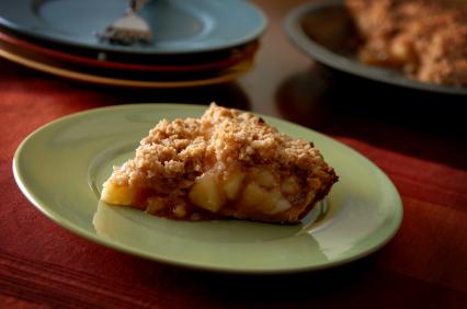 Dried Apple Pie
