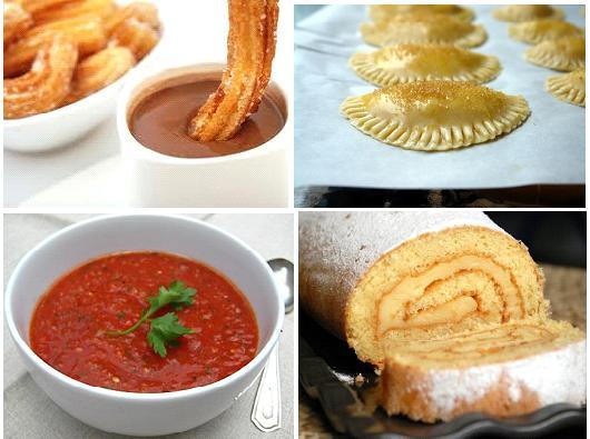 Spanish Street Food Delights