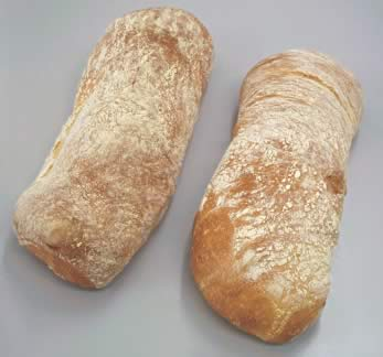 Ciabatta - the elongated bread can make your perfect breakfast