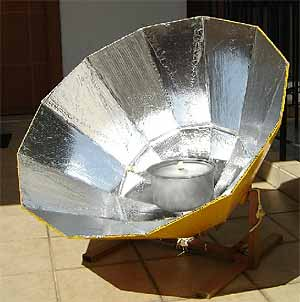 Know about the different types of solar cookers