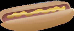 simple hot dog