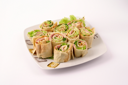 Turkey Rollup - The Perfect Solution To What To Do With Leftover Turkey