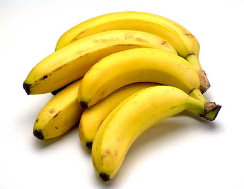 Banana peel starch