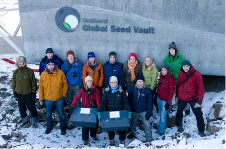 Seed Vault 4