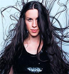 Celebrity DIet - Alanis Morissette