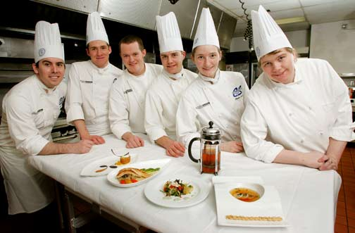 Top 10 chefs of europe by nithya for Ala cuisine iron chef