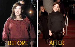 Carnie Wilson Upsets The Diet Company With Her 'Cheesecake'