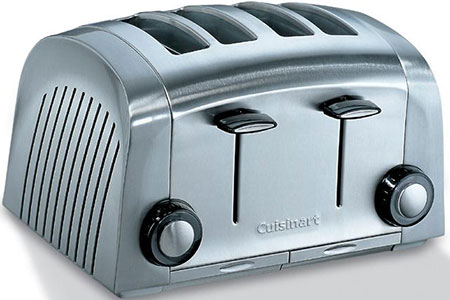 Pop up toaster for automatic toasting