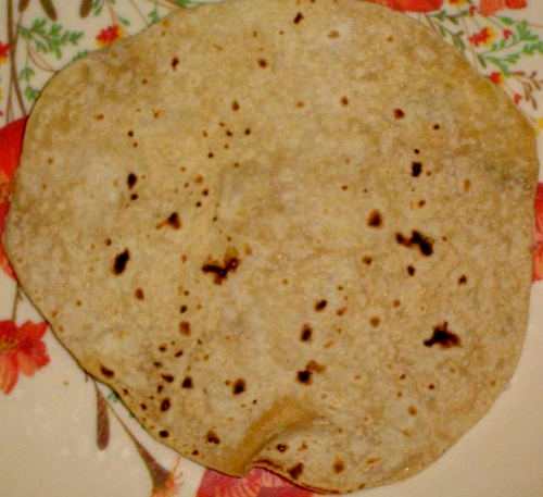 Poli - The Maharashtrian Flatbread