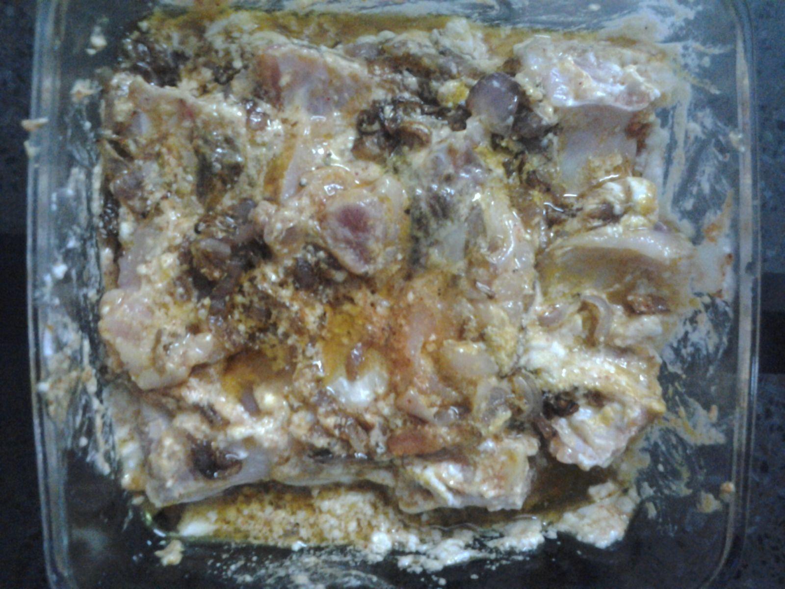 Marinated Dish