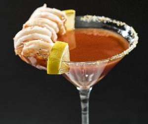 Shrimp Lemon Garnish