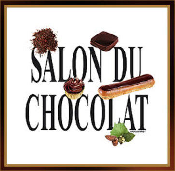 Salon du Chocolat the biggest chocolate show in Paris